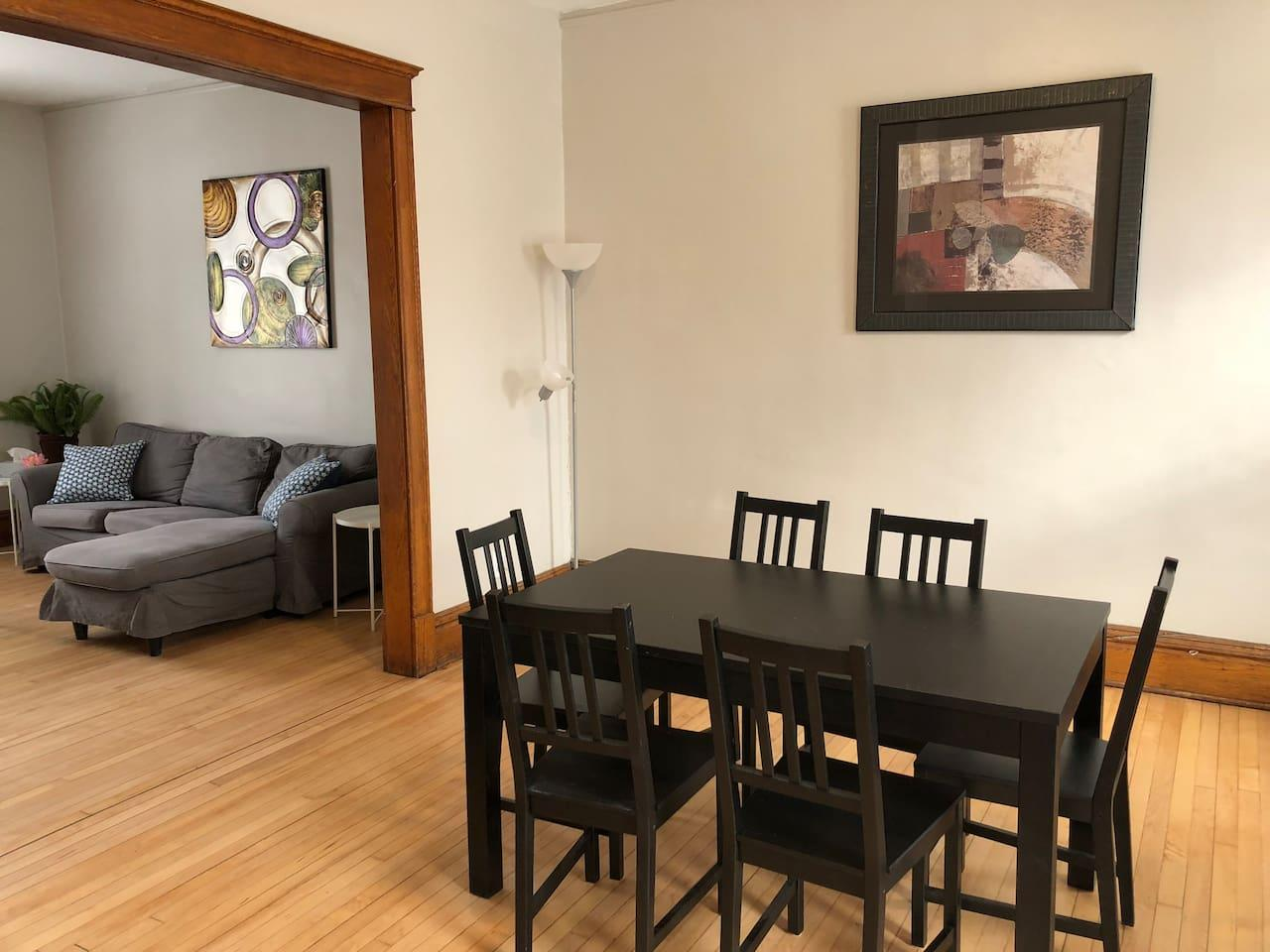 Apartment Sleeps 8 4bedrooms CityLife Families Free Parking  photo 31787135