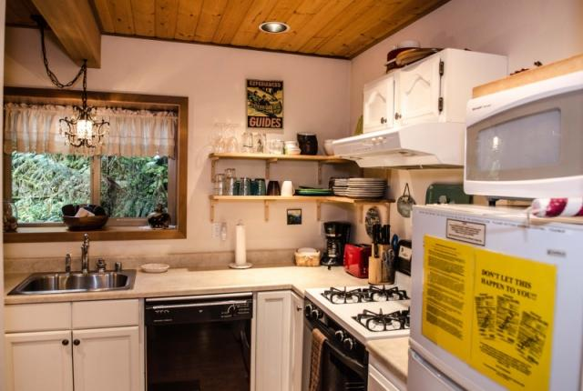 Mt. Baker Lodging  Cabin #4 – HOT TUB, BBQ, PETS OK, SLEEPS-5! photo 59207