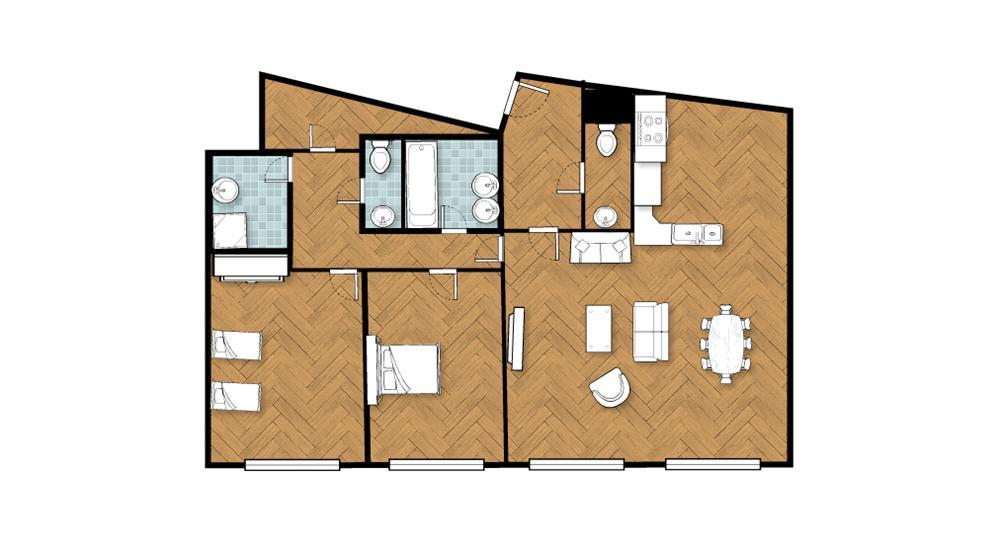 Apartment Opera 202 photo 31794454