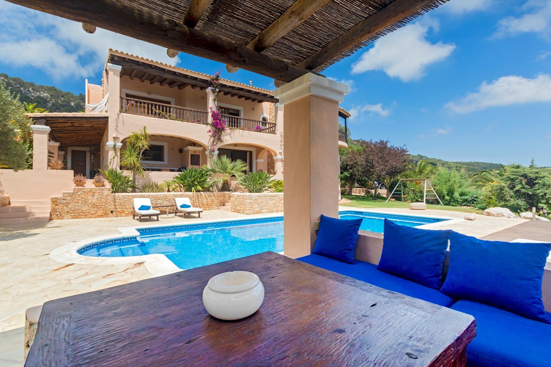 Apartment Villa Cas Berris  Lujo y Vista mar en Es Cubells photo 17644623