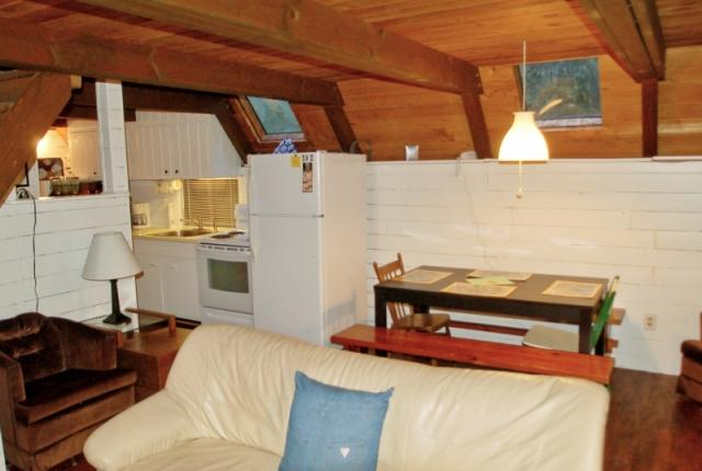 Mt. Baker Lodging Cabin #86 – RUSTIC, WOODSTOVE, BBQ, PETS OK, W/D, SLEEPS-6! photo 60869