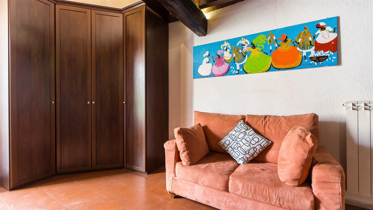 Apartment Arco della Ciambella Penthouse photo 31806888