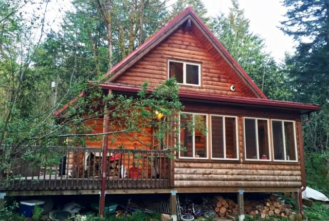 Mt. Baker Lodging Cabin #21 – REAL LOG CABIN, BBQ, PETS OK, SLEEPS-6! photo 59548