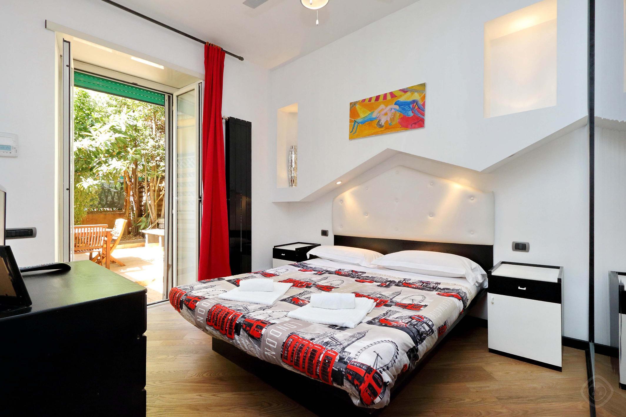 Odescalchi Garden apartment Rome photo 22454576
