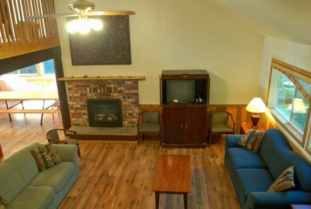 Mt. Baker Lodging Cabin #3 – Very Large Cabin on Acreage, 12 BDRM, 3.5 BATH, SLEEPS 26! photo 59169