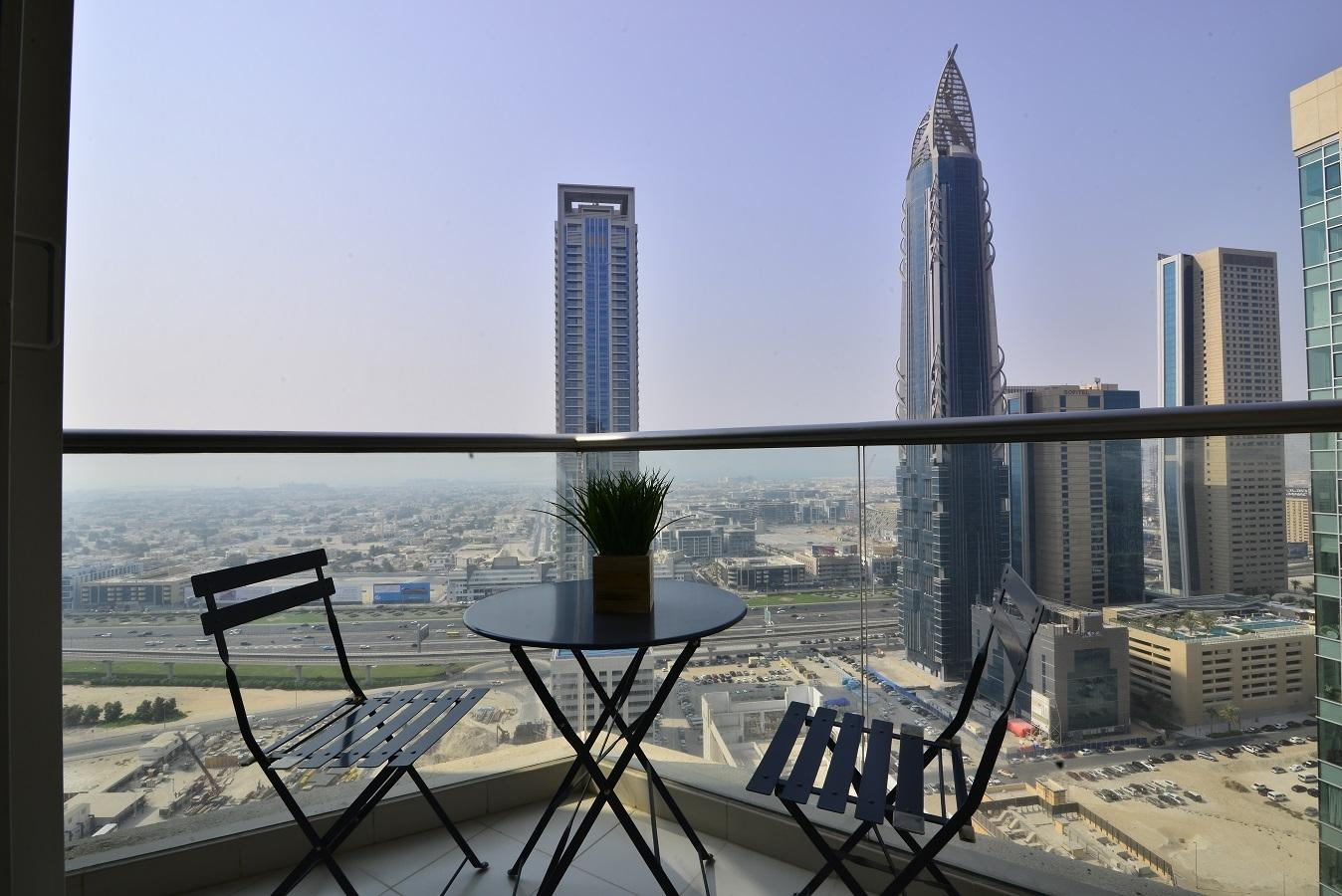 Apartment Nomad  Ease by Emaar    Stylish 1 Bedroom   B    photo 31787368