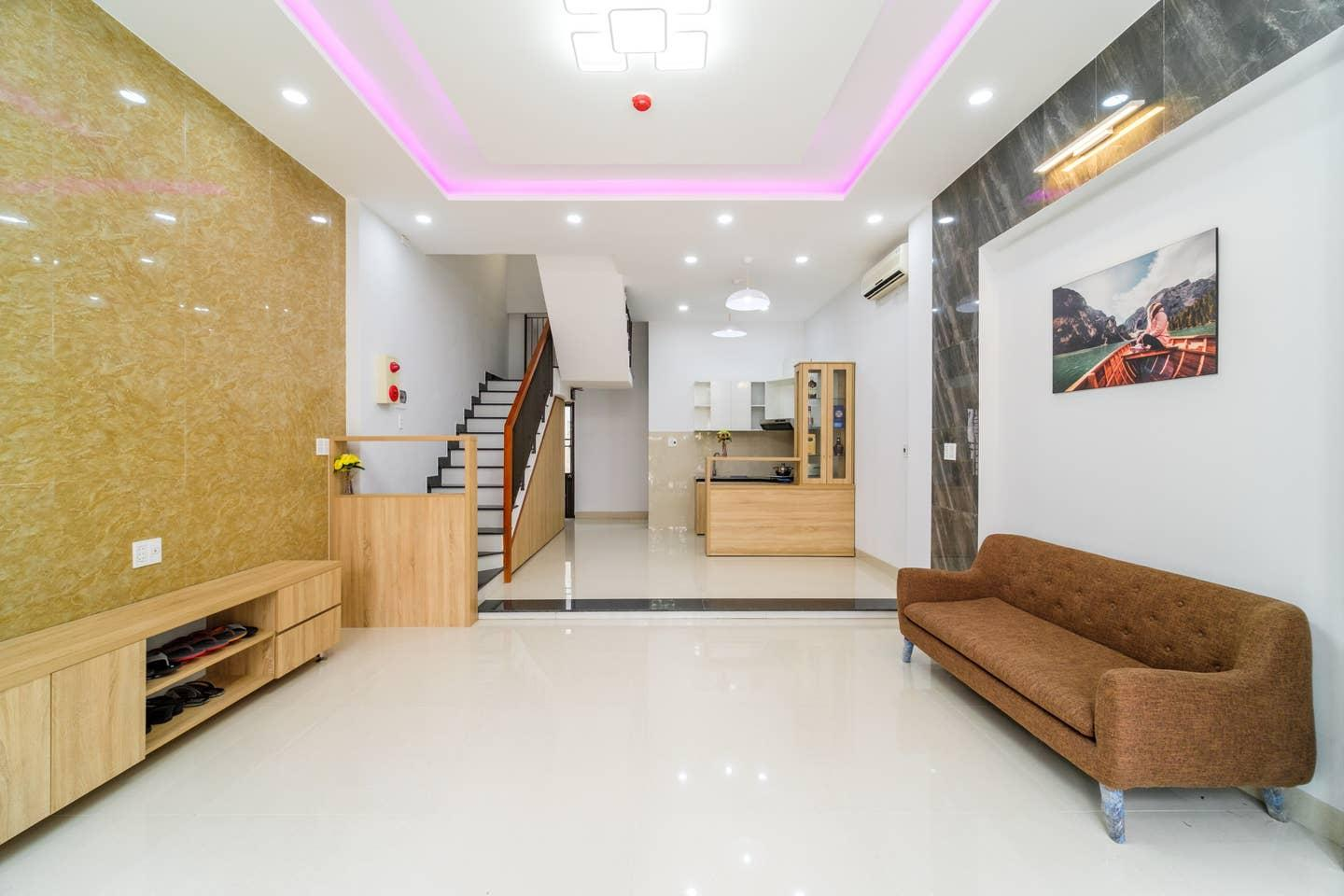 Apartment  CP Residences   6 Bedroom House 5 mins fm My Khe photo 18206923