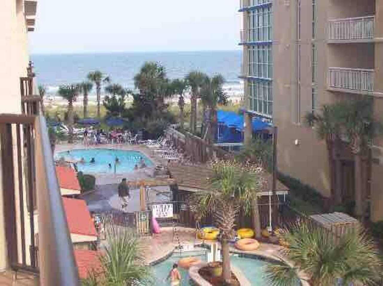 Apartment Beach Colony Resort 417  photo 23653876