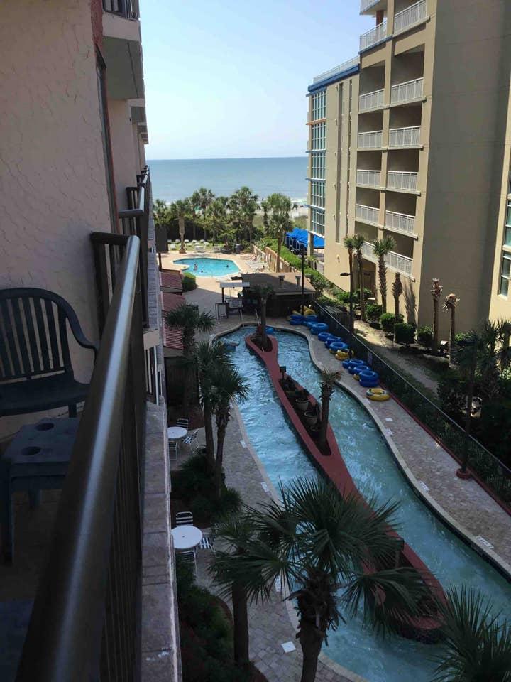 Apartment Beach Colony Resort 417  photo 23653878