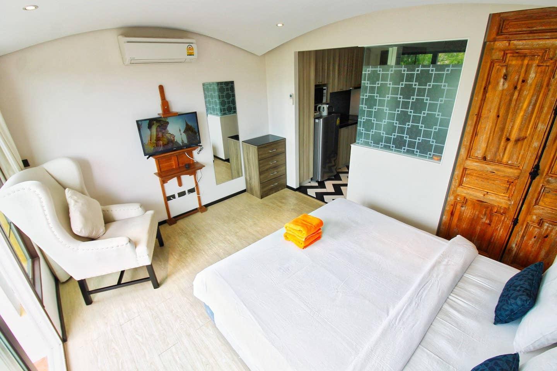 Apartment Deluxe Suite photo 20486991