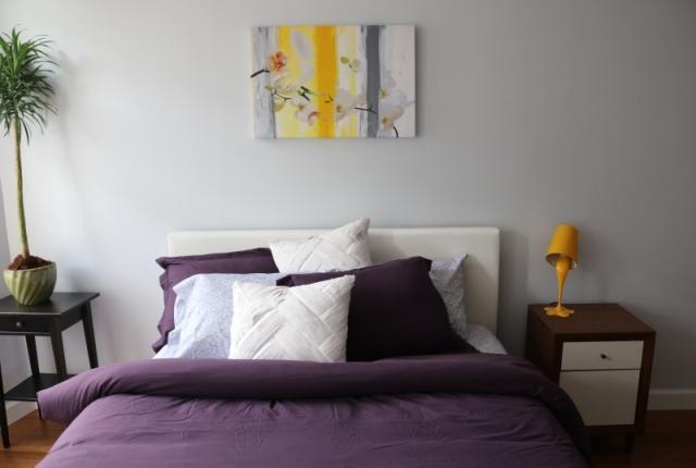 Master Bedroom Sleep 2 in Queen Bed